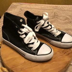 Air Walk High Top Sneakers - boys size 2
